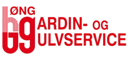 Høng Gardin- og Gulvservice Logo